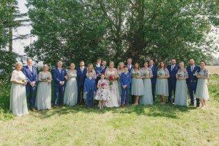 A Colourful Garden Wedding at Home (c) Lissa Alexandra Photography (50)