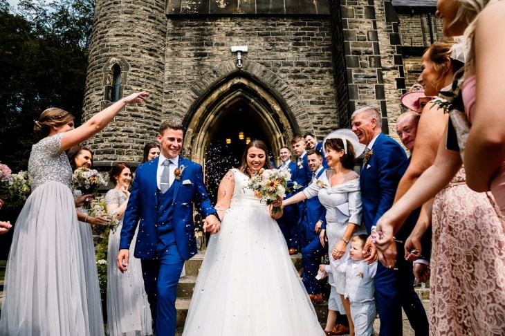 A Countryside Wedding in Yorkshire (c) Hayley Baxter Photography (45)