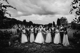 A Pretty Party Wedding in Cheshire (c) Lee Brown Photography (62)