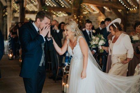 A Rustic Wedding at Tithe Barn (c) Bloom Weddings (41)
