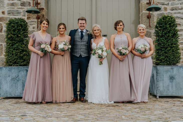A Rustic Wedding at Tithe Barn (c) Bloom Weddings (54)