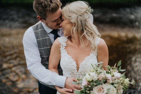 A Rustic Wedding at Tithe Barn (c) Bloom Weddings (85)