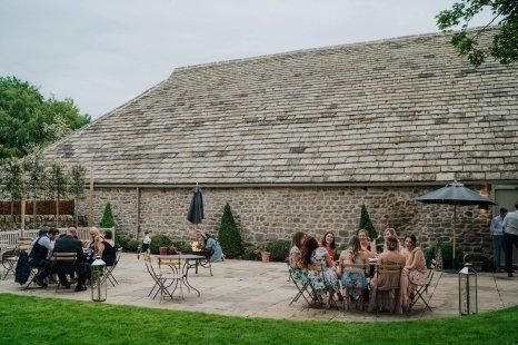A Rustic Wedding at Tithe Barn (c) Bloom Weddings (91)