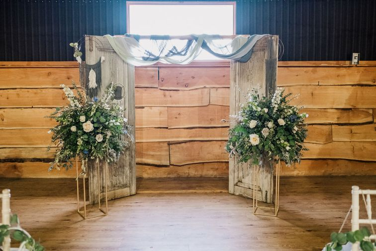 A Winter Wedding at Stock Farm (c) Sarah Glynn Photography (33)