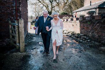 A Winter Wedding at Stock Farm (c) Sarah Glynn Photography (42)