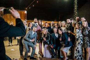 A Winter Wedding at Stock Farm (c) Sarah Glynn Photography (75)