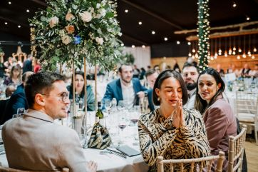 A Winter Wedding at Stock Farm (c) Sarah Glynn Photography (80)