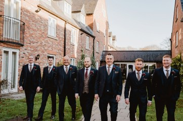 A Winter Wedding at Worsley Park Marriott (c) Kate McCarthy Photography (9)