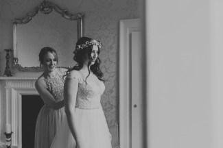 A Woodland Wedding at Hirst Priory (c) Laura Calderwood Photography (22)