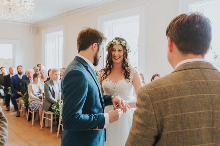 A Woodland Wedding at Hirst Priory (c) Laura Calderwood Photography (40)