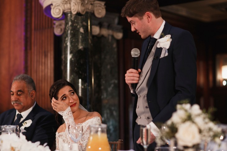 An Elegant Wedding at Thornton Manor (c) Stephen Walker Photography (171)
