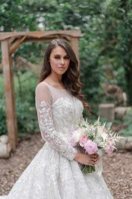 A Blush Wedding Styled Shoot at Hirst Priory (c) Sophie Atkins Photography (35)