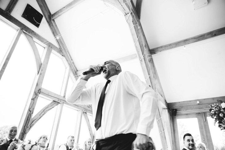 A Pronovias Wedding Dress for a Rustic Barn Wedding at Sandburn Hall (c) Hayley Baxter Photography (101)
