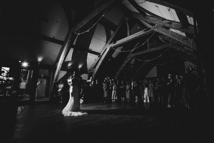 A Pronovias Wedding Dress for a Rustic Barn Wedding at Sandburn Hall (c) Hayley Baxter Photography (115)