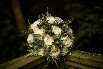 A Pronovias Wedding Dress for a Rustic Barn Wedding at Sandburn Hall (c) Hayley Baxter Photography (2)