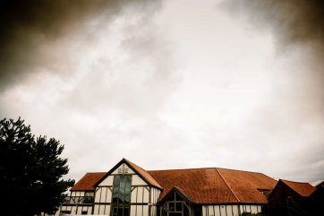 A Pronovias Wedding Dress for a Rustic Barn Wedding at Sandburn Hall (c) Hayley Baxter Photography (30)
