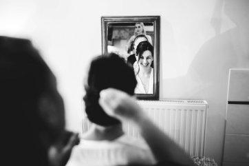 A Pronovias Wedding Dress for a Rustic Barn Wedding at Sandburn Hall (c) Hayley Baxter Photography (4)