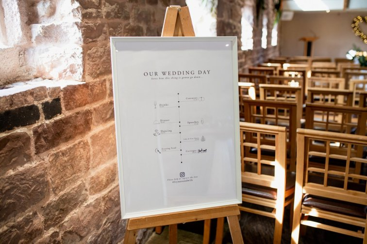 A Rustic Wedding at The Ashes (c) Charlotte Palazzo Photography (9)