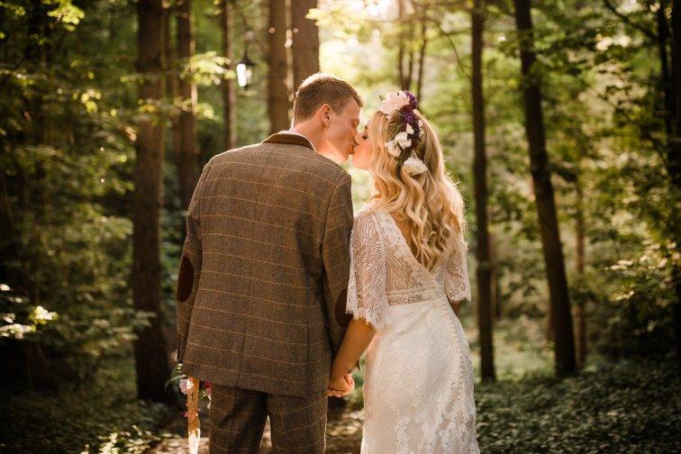 A Styled Woodland Wedding Shoot at Hazlewood Castle (c) Anna Beth Photography (25)
