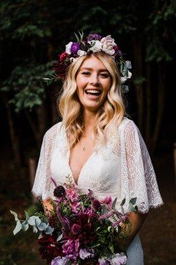 A Styled Woodland Wedding Shoot at Hazlewood Castle (c) Anna Beth Photography (28)