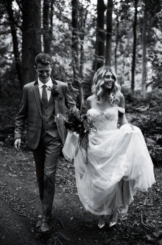 A Styled Woodland Wedding Shoot at Hazlewood Castle (c) Anna Beth Photography (8)