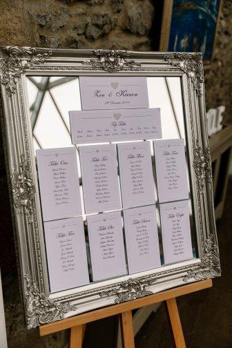 An Elegant Festive Wedding at The Coniston Hotel (c) Hayley Baxter Photography (26)