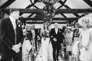 An Elegant Festive Wedding at The Coniston Hotel (c) Hayley Baxter Photography (39)