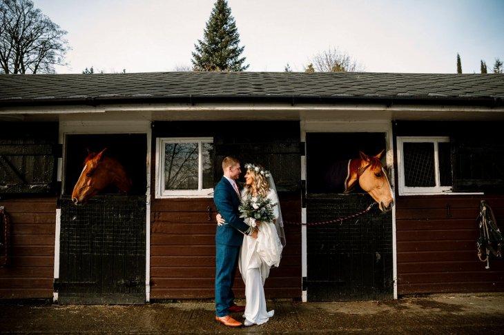 An Elegant Festive Wedding at The Coniston Hotel (c) Hayley Baxter Photography (58)