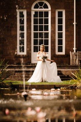 Campervan Wedding Shoot at Burton Manor wit Bellissima Brides (c) Madison Picture (94)