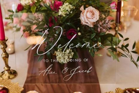 Neon Raspberry - A Styled Wedding Shoot at Hornington Manor (c) Kayleigh Ann Photography (25)