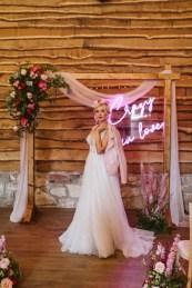 Neon Raspberry - A Styled Wedding Shoot at Hornington Manor (c) Kayleigh Ann Photography (32)