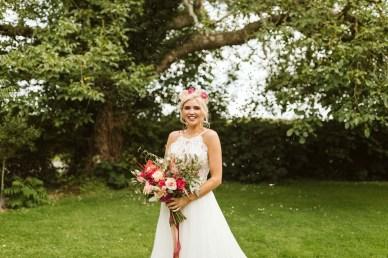 Neon Raspberry - A Styled Wedding Shoot at Hornington Manor (c) Kayleigh Ann Photography (38)