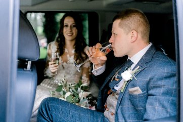 Pronovias Wedding Dress for a Winter Wedding at Mitton Hall (c) Kieran Bellis Photography for Brides Up North (32)