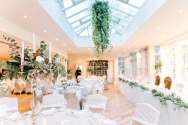 Pronovias Wedding Dress for a Winter Wedding at Mitton Hall (c) Kieran Bellis Photography for Brides Up North (40)