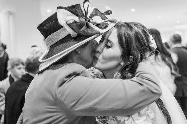 Pronovias Wedding Dress for a Winter Wedding at Mitton Hall (c) Kieran Bellis Photography for Brides Up North (41)
