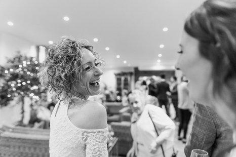 Pronovias Wedding Dress for a Winter Wedding at Mitton Hall (c) Kieran Bellis Photography for Brides Up North (59)