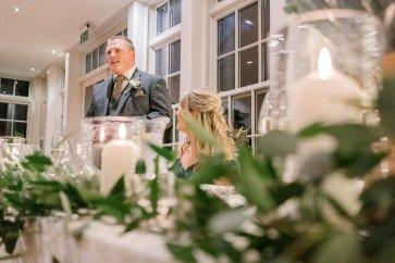 Pronovias Wedding Dress for a Winter Wedding at Mitton Hall (c) Kieran Bellis Photography for Brides Up North (67)