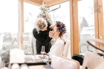 Pronovias Wedding Dress for a Winter Wedding at Mitton Hall (c) Kieran Bellis Photography for Brides Up North (8)