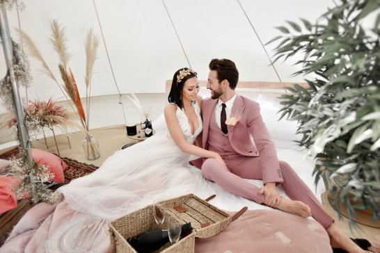 A Festival Wedding Shoot at Simply Fields (c) Jules Fortune Photography (16)