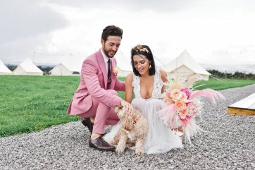 A Festival Wedding Shoot at Simply Fields (c) Jules Fortune Photography (6)