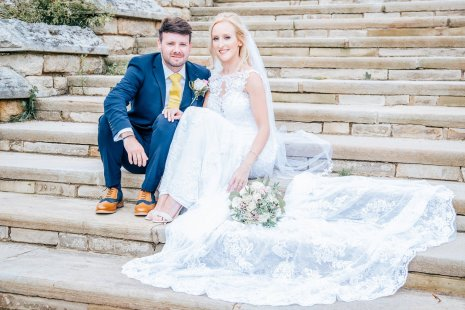 A Pastel Wedding at Slayley Hall (C) Mark Hedley Photography (39)