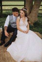 A Rustic Farm Wedding Shoot in North Wales (c) Fox & Bear Photography (37)