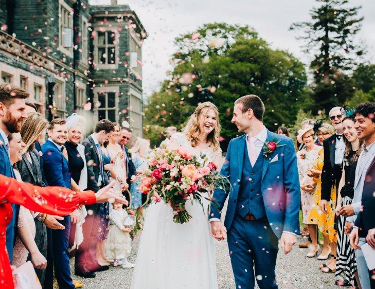 A Summer Lake District Wedding at The Lingholme Estate (c) Rachel Joyce Photography (50)