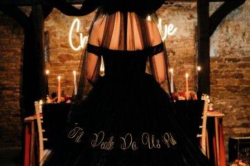 Halloween Gothic Wedding Creative Shoot (c) Veil & Gun Photography (11)