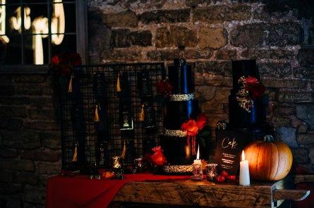 Halloween Gothic Wedding Creative Shoot (c) Veil & Gun Photography (31)
