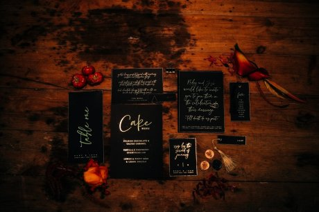 Halloween Gothic Wedding Creative Shoot (c) Veil & Gun Photography (38)