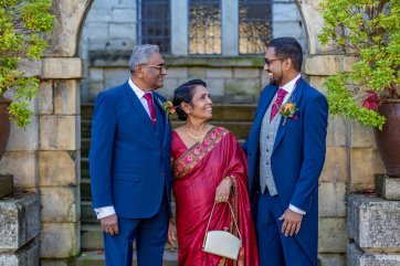 A Multicultural Autumn Wedding in Yorkshire (c) AD Photography (9)