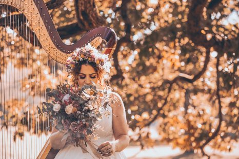 A Rustic Autumn Wedding Shoot at Townhead Estate (c) Clare Geldard Photography (13)