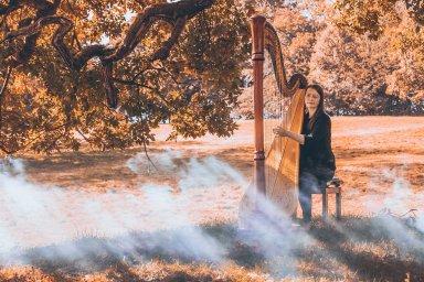 A Rustic Autumn Wedding Shoot at Townhead Estate (c) Clare Geldard Photography (27)