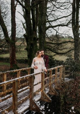 A Christmas Wedding Shoot at Ponden Mill (c) Aaron Baxter Photography (23)